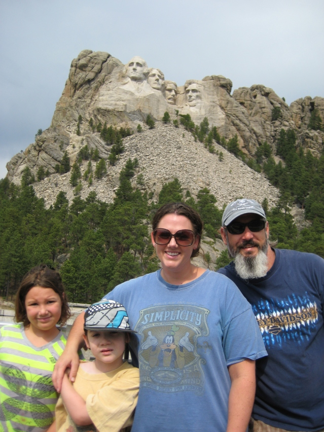 Mt.Rusmore, South Dakota