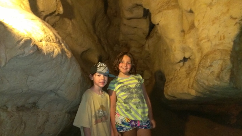 Rushmore Cave, South Dakota