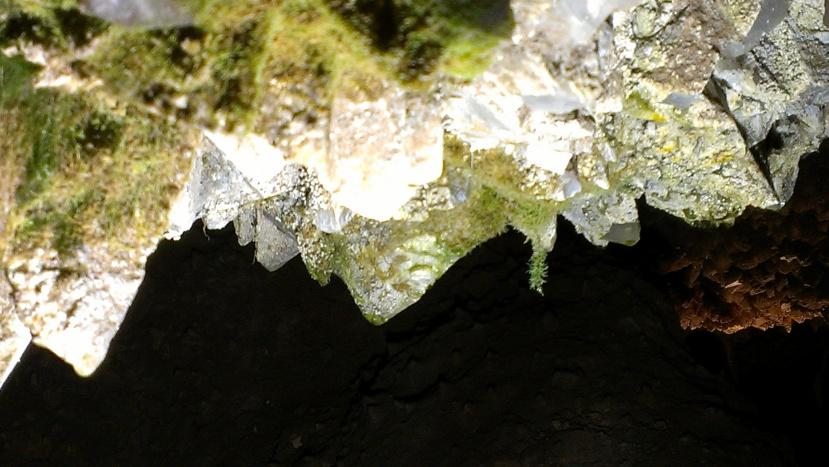 Sitting Bull Crystal Caverns, South Dakota