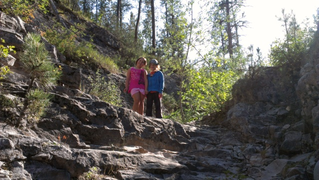 Nature Trail, Rapid City, South Dakota