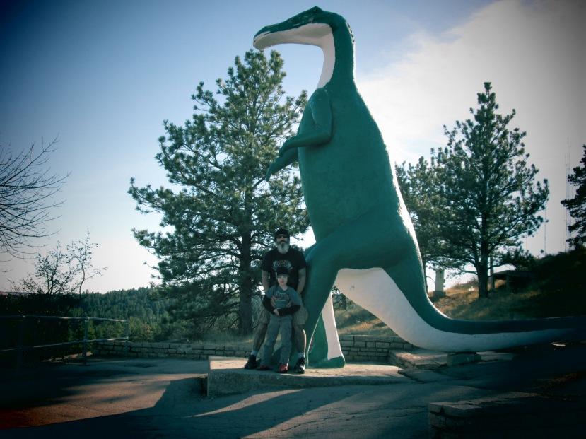 Dino Park, Rapid City, South Dakota