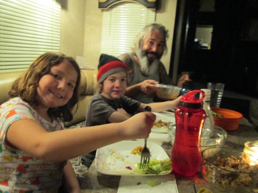 Thanksgiving, Waynesville, MO