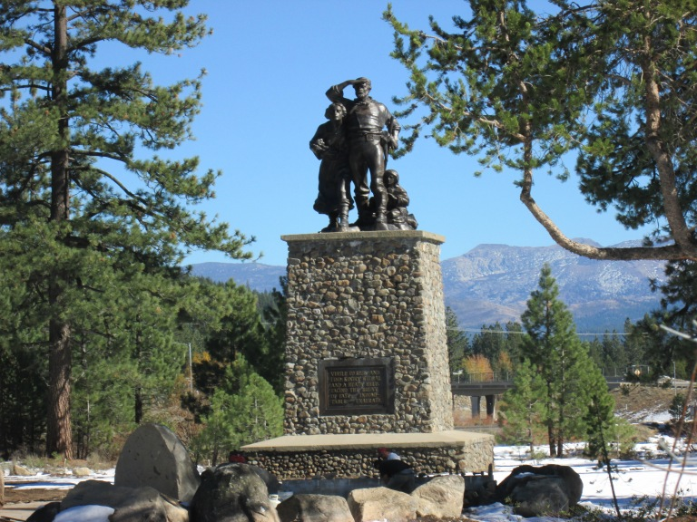 Donner Memorial, Truckee, CA