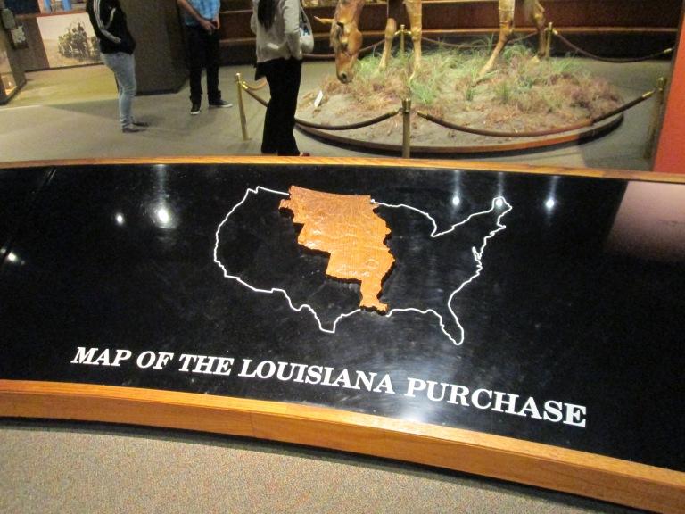 Museum of Westward Expansion, St.Louis, Missouri