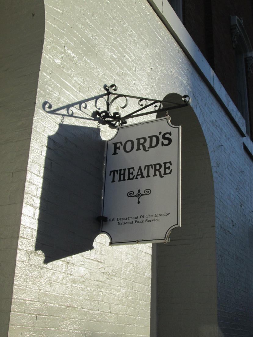 Fords Theatre, Washington DC