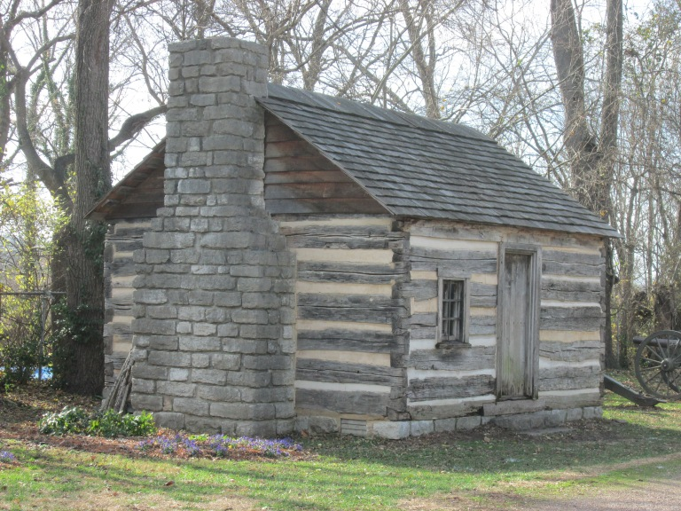 Carter House, Slave Quarters, Franklin, Tennessee
