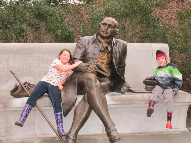George Mason Memorial, Washington DC