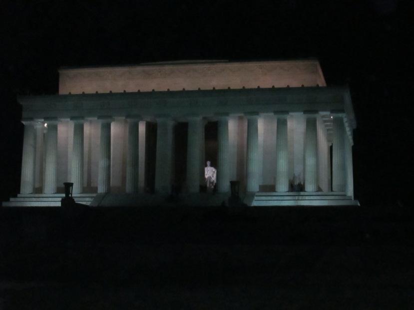 Lincoln Memroial, Washington DC