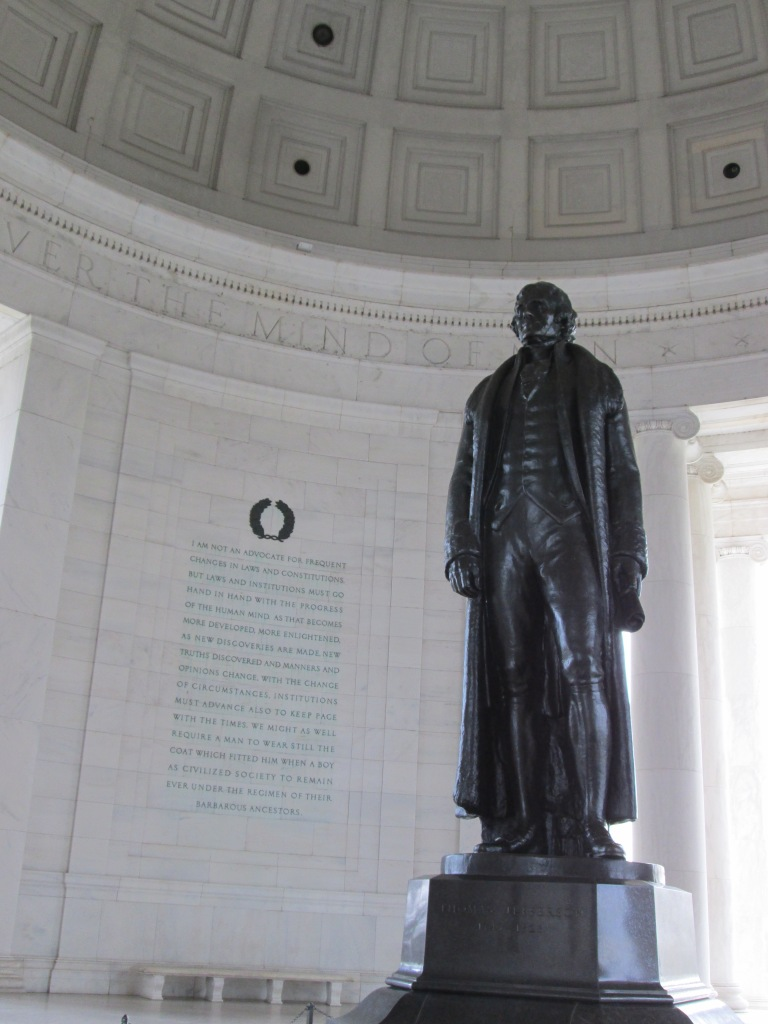 Thomas Jefferson Memorial, Washington DC