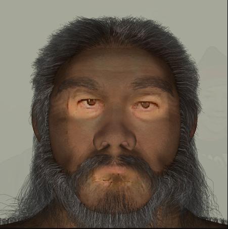 Smithsonian - Caveman Hubby