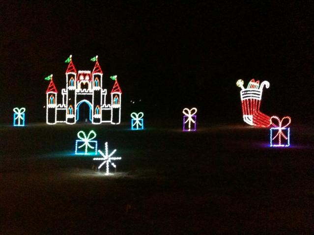 Celebration in Lights, Virginia