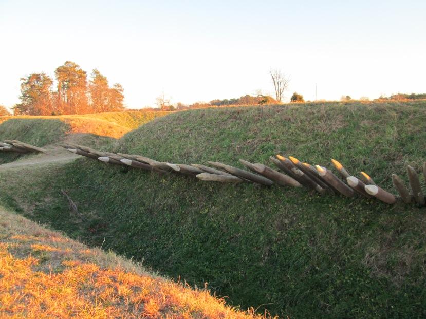 Yorktown Battlefield, Virginia
