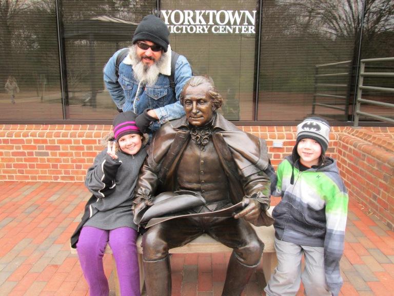 Yorktown Victory Center, Virginia