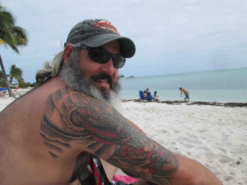 Sombrero Beach, Marathon, Florida