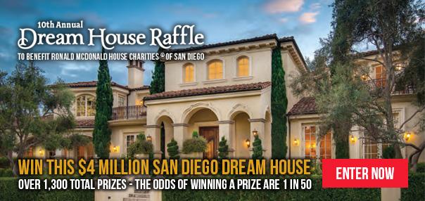 Ronald McDonald House Charities ***** Dream House Raffle *****