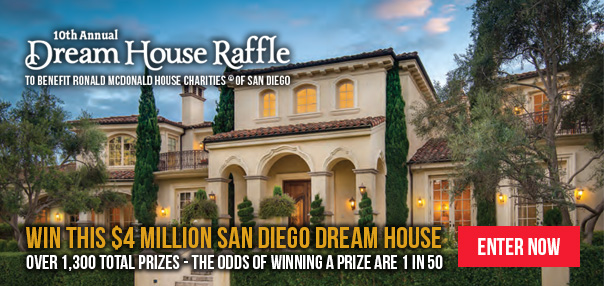 Ronald McDonald House Charities ***** Dream House Raffle *****