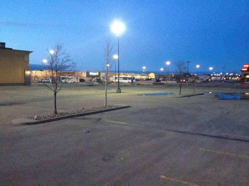 Walmart, Grande Prairie, Alberta