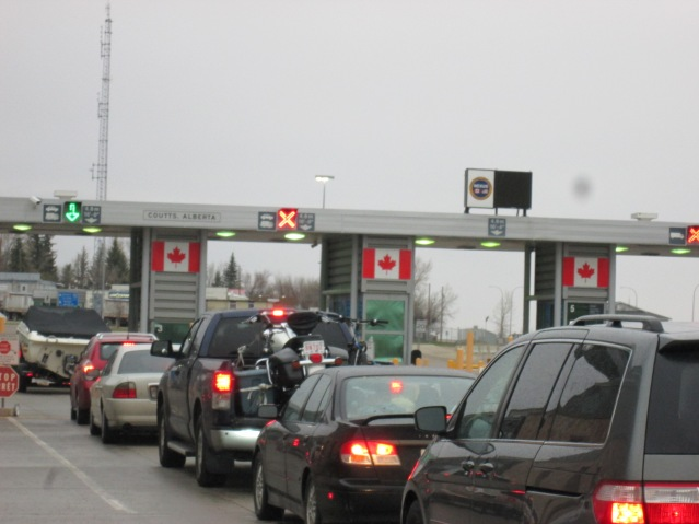 Canadian Broder Crossing