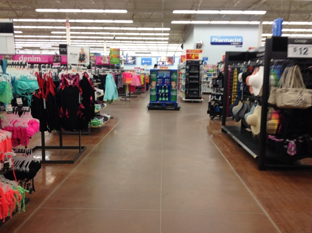 Lethbridge, Alberta Walmart