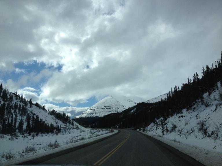 Indian Head Mountain, British Columbia