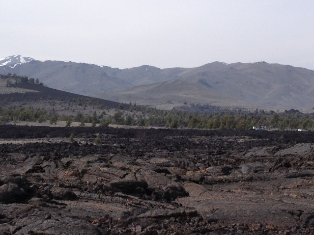 Craters of the Moon National Park, Idaho