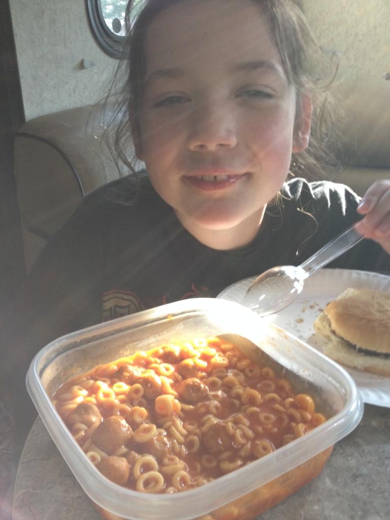 Birthday Boy Lunch Request